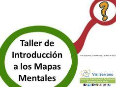 Taller mapas mentales 2012, Visi Serrano.