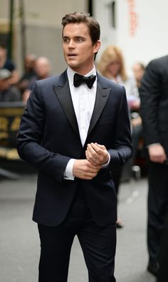 Matt Bomer attends the 68th Annual Tony Awards at Radio City Music Hall on June 8, 2014 in New York City.