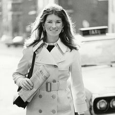 A retrospective on Martha Stewart and her style