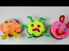 DIY FOAM CLAY! How to Make Animals, Chicken, Dog, and Spider. Fun - YouTube