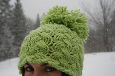 """Knitting """"Sweet Hat"""" - Free pattern by Amanda Lilley Designs Knitting Patterns Free, Free Knitting, Crochet Patterns, Free Pattern, Hat Patterns, Knitting Projects, Crochet Projects, Knit Or Crochet, Crochet Hats"""