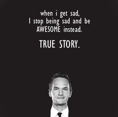 True story from Barney.