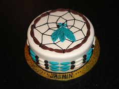 Dream Catcher Cake Ideas | Posted on July 23, 2012