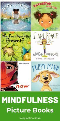 The Big List of Mindfulness Books for Kids | Imagination Soup