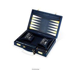 Johnnie Walker Backgammon Set with King George V Whisky