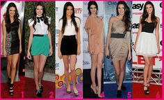 party outfits ideas spring, summer