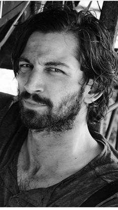 Bradley Morgan, Chief of the Sasaki Children's Oncology wing at Steamy St. Beautiful Boys, Gorgeous Men, Michael Huisman, Dutch Actors, Hair And Beard Styles, Long Hair Styles, Jamie Mcguire, Face Men, Book Boyfriends