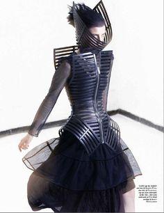 ELECTRIC WARRIOR (Black Magazine)