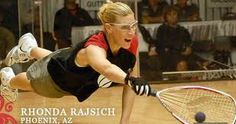 RACQUETBALL – Rajsich Wins