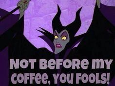 Me to my kids. Maleficent needs no make-over-she's pretty punk all on her own.