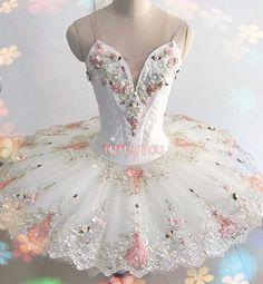 W-006 Professional Ballet Tutu #balletcustome