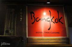 Tô amando e odiando essa tag. Amando porque é sempre bom conhecer restaurantes novos, odiando porque me faz comer muito kkkk. Final de semana passado, eu e meus amigos resolvemos conhecer o Bangkok, restaurante de comida thailandesa em BH. Eu NUNCA tinha comido thai e fiquei super animada com a escolha do lugar. O Bangkok …