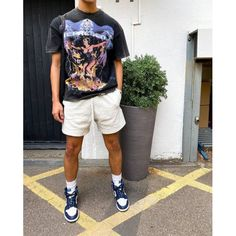 Dope Outfits For Guys, Summer Outfits Men, Stylish Mens Outfits, Guy Outfits, Indie Outfits, Swag Outfits, Street Style Outfits Men, Black Men Street Fashion, Black Men Summer Fashion