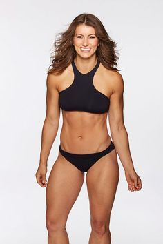 """""""The Biggest Loser"""" trainer Jen Widerstrom gives you the best workout ever for sculpting an athletic bikini bod."""