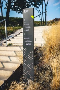Complete wayfinding system & environmental graphics in Silesian Museum in Katowice