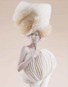 Hair: Daniel Roldan  Maya Luz
