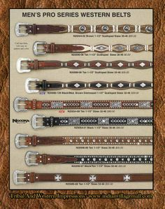 Handcrafted & Hand Tooled Leather  Western Belts And Belt Buckle Sets from Tribal And Western Impressions! Review the collection off of: http://www.indianvillagemall.com/menswesternbelts.html