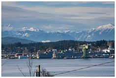 Port Orchard, Washington.  Can't believe this is where we are moving to.