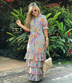 💟💟💟 Modest Dresses, Simple Dresses, Casual Dresses, Fashion Dresses, Indian Designer Outfits, Designer Gowns, Velvet Dress Designs, Frock For Women, Floral Maxi Dress