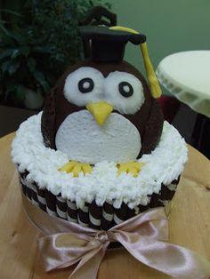 bagoly torta - Google Search