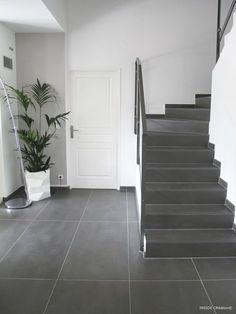 Maytop tiptop habitat habillage d escalier r novation - Escalier beton interieur design ...