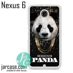 Desiigner Panda Phone case for Nexus 4/5/6