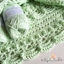 Lost in time shawl ~ free pattern
