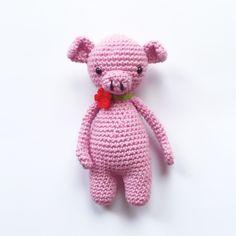 crochet pig www.haekelherz.de