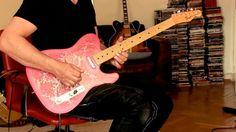 2016 Fender Masterbuilt '68 CC Telecaster Paisley, Custom Shop / Dennis ...