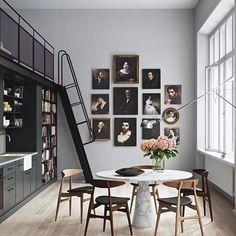 Rekk opp hånden alle som kunne tenkt seg et kjøkken som dette!   #godmorgen #kvänum #kjøkken @oscarproperties