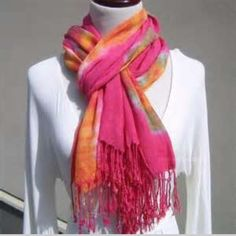 Don't you love scarves!<3