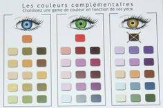To make up your eyes, you need to know their shape, the shape of your eyelids and the color of your iris. - Mimi Melb - - Pour bien maquiller vos yeux il faut connaitre leur forme, la forme de vos paupières et la couleur de votre iris. Skin Makeup, Makeup Eyeshadow, Eyeshadows, Make Up Yeux, Hair Cute, Smoky Eyes, Eye Shapes, Colorful Eyeshadow, Beauty Make Up