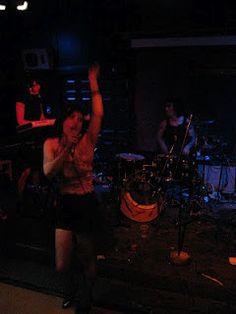 Magic Daggers at The Stork Club 2010