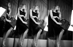 Blake Lively icône Chanel 2011