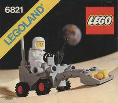 Shoddy, but great space Lego from the Lego Duplo, Lego Spaceman, Lego Vintage, Lego Space Station, Lego Space Sets, Classic Lego, Lego Kits, Lego Club, Lego Worlds