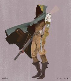 Destiny Guardian by Ryan DeMita