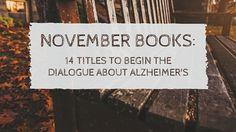 November Books Alzheimer's Shannon Wiersbitzky