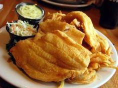 Carteret Catch Flounder Recipes