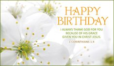 Free Happy Birthday ECard