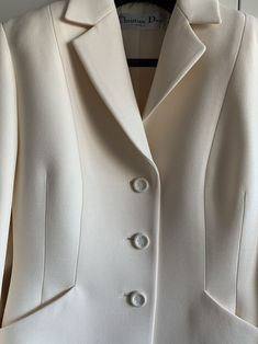 Women Church Suits, Suits For Women, Silk Jacket, Blazer Jacket, Couture Details, Blazer Fashion, Jacket Pattern, Designer Coats, Vintage Fashion