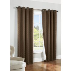 Found it at Wayfair - Iron Gate Curtain Panel