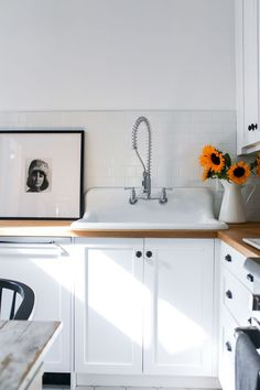 Adopt classic farmhouse features to give your #kitchen major staying power.