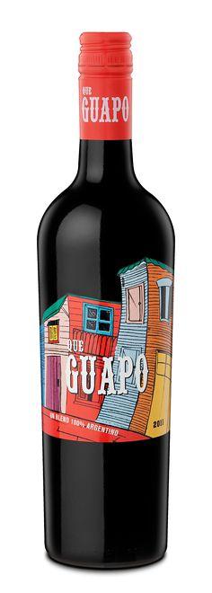 Que Guapo! on Behance