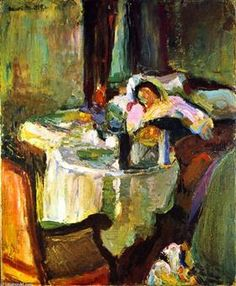 The Invalid - Henri Matisse