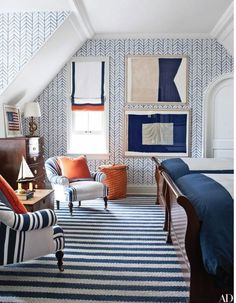 design: suzanne kasler: image via: architectural digest