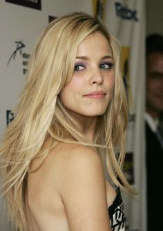 blonde highlighted hair  - Rachel McAdams is always beautiful with any hair color