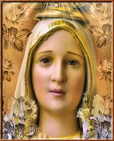 Santa María, Madre de Dios y Madre nuestra: Imágenes Virgen de Fátima