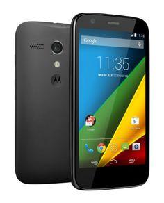 Motorola Moto G LTE Smartphone, Memoria 8 GB, Nero [Italia] | Your #1 Source for Mobile Phones, MP3 Players & Accessories