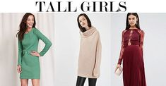 21 Clothing Brands Tall Girls Actually Recommend