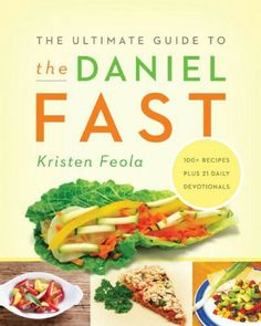 This is the Book I am using for my 21 Day Daniel fast. I normally do a 21 Day Fast for Intercessory Prayer from January 1 to 21st, and a deeper 40 Day Daniel fast just before Summer. I will post recipes and words of insight also. This book will help you immensely!